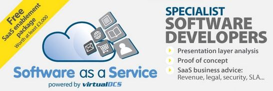 Software as a Service promotion