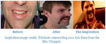Ross Devine's Movember effort