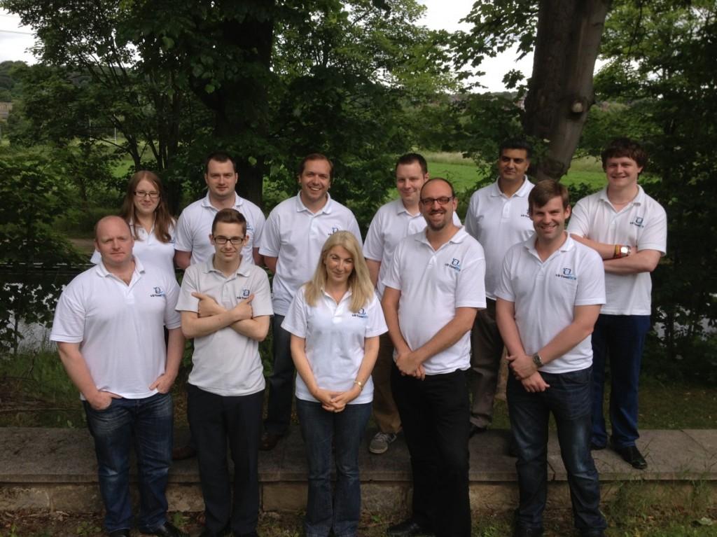 The virtualDCS team