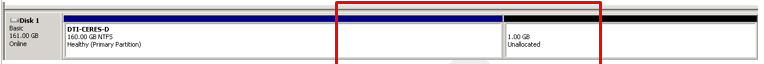VMware disk