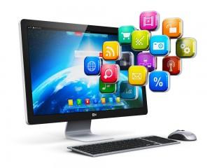 SaaS Software hosting