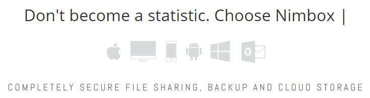 cloud provider - Nimbox file sharing