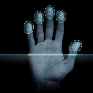 Yahoo fingerprint technology