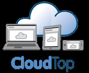 Cloudtop desktop as a service