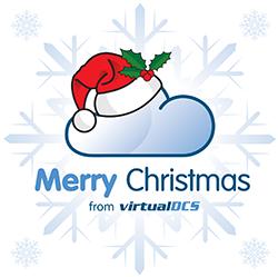 Offsite data virtualDCS Christmas