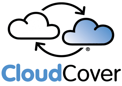 CloudCover 365 logo for Microsoft Office 365 backup