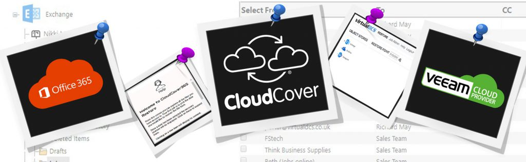 CloudCover365 - Microsoft Office 365 backup