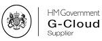 G-cloud certified cloud provider - logo