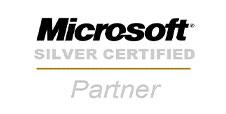 Microsoft Silver partner logo