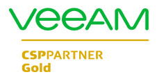 Veeam gold partner logo