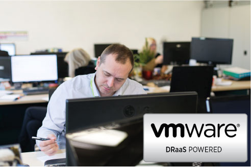 VMware DRaaS Business Continuity