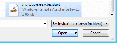 RA working guide - invitations