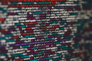 Data code graphic