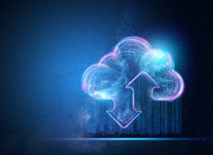Disaster Recovery concept - Cloud icon